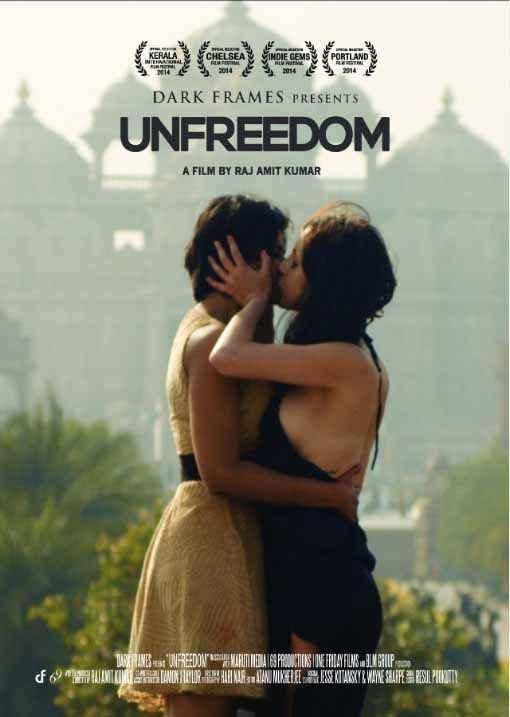 UnFreedom Kissing Poster