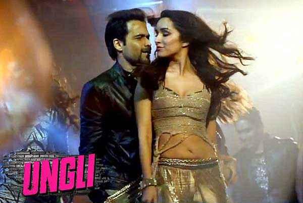 Ungli Emraan Hashmi Shraddha Kapoor Romance Stills