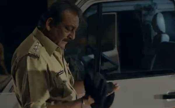 Ungli Sanjay Dutt Police Stills