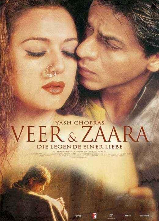 Veer Zaara Image Poster
