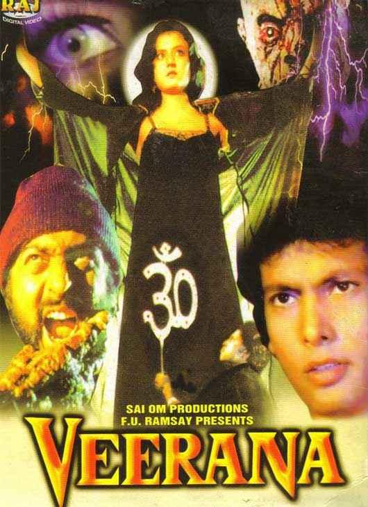 Veerana Wallpaper Poster