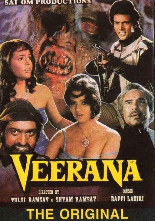 Veerana Poster