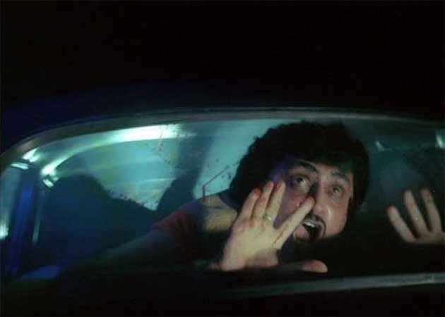 Veerana Horror Scene In Car Stills