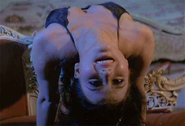 Veerana Hot Jasmin Boobs Scene Stills