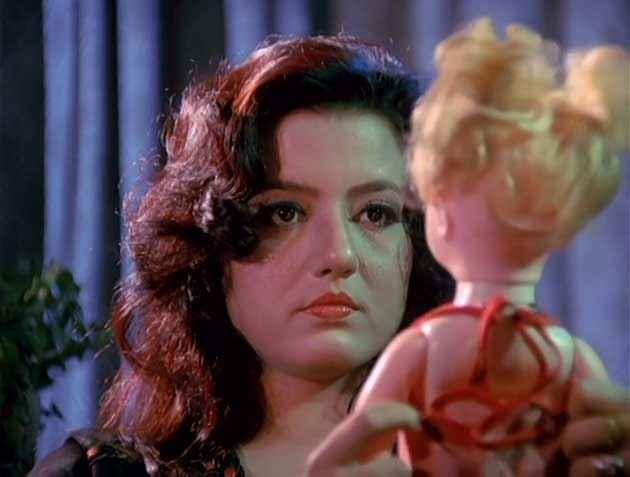Veerana Jasmin With Horror Doll Stills