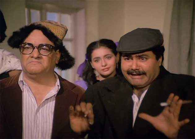 Veerana Satish Shah Comedy Stills