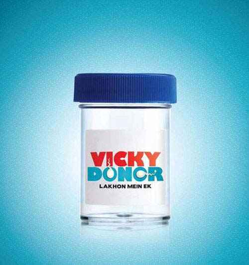 Vicky Donor Photos Poster