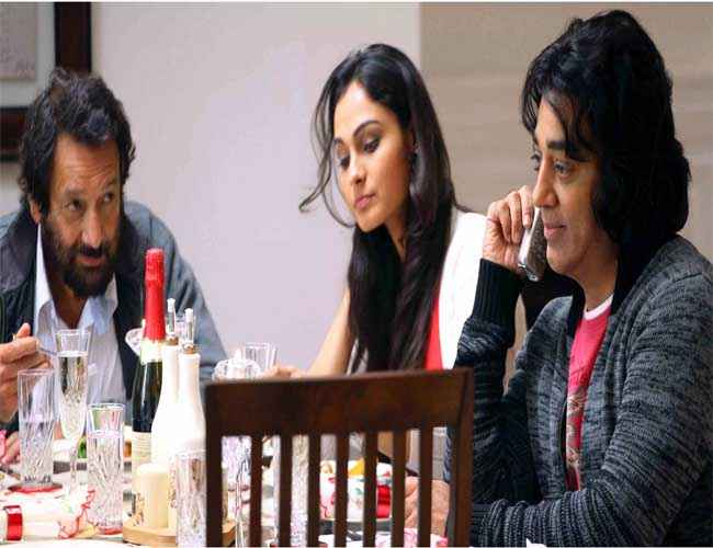Vishwaroop Shekhar Kapur Kamal Haasan Stills