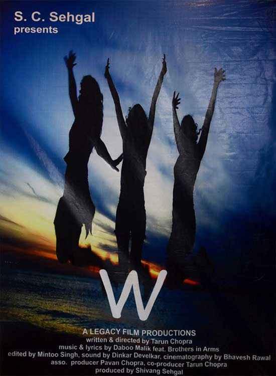 W Wallpaper Poster