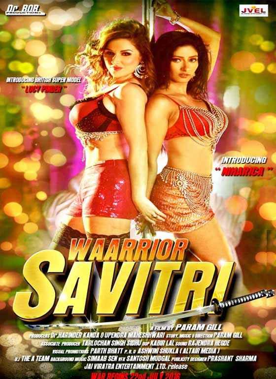 Waarrior Savitri Image Poster