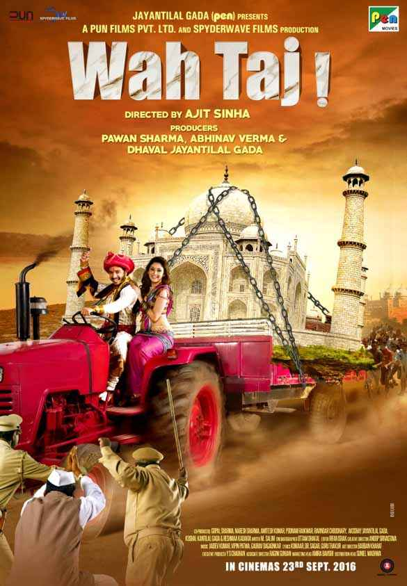 Wah Taj  Poster