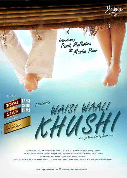 Waisi Waali Khushi  Poster