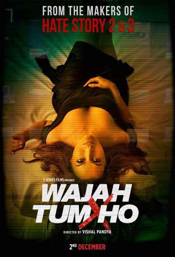 Wajah Tum Ho Sana Khan Poster
