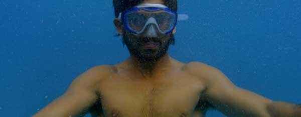 Warning 2013 In Water Scene Stills