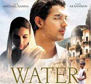Water Photos Poster