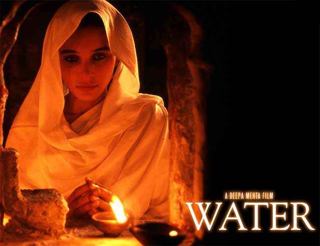 Water Lisa Ray HD Wallpaper Stills