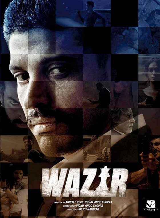 Wazir Farhan Poster