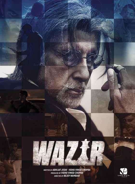 Wazir Movie