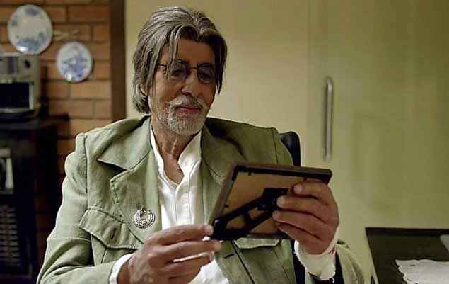 Wazir Amitabh Bachchan HD Wallpaper Stills