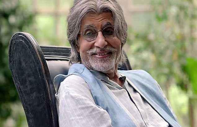 Wazir Amitabh Bachchan Smiling Stills