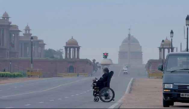 Wazir Amitabh Bachchan Wheelchair Stills