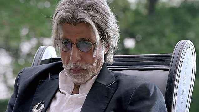 Wazir Amitabh Bachchan With Goggle Stills