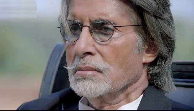 Wazir Amitabh Bachchan Stills