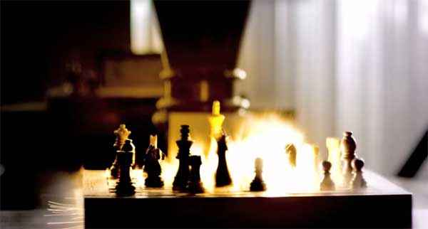 Wazir Chess Game Stills