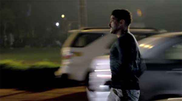 Wazir Farhan Akhtar Fighting Scene Stills