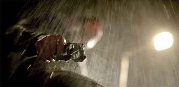 Wazir Fighting In Rain Stills