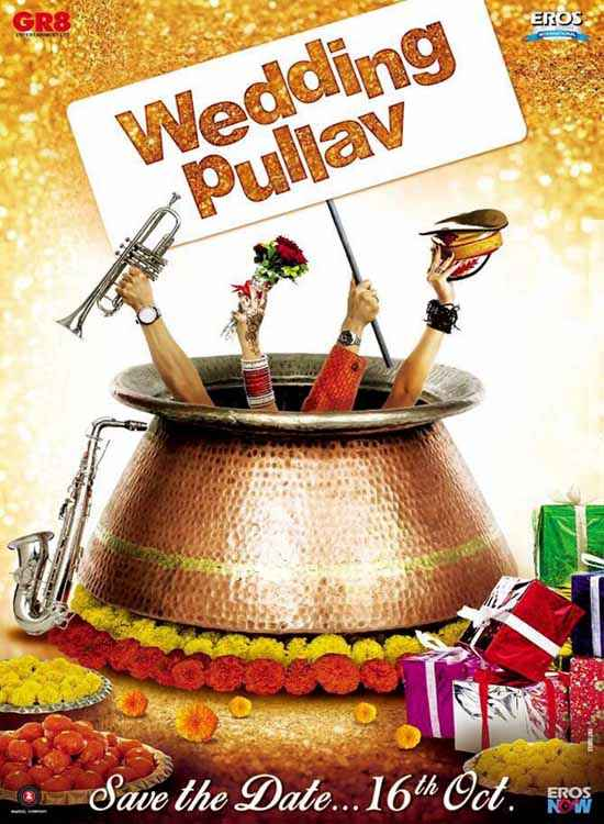 Wedding Pullav Poster