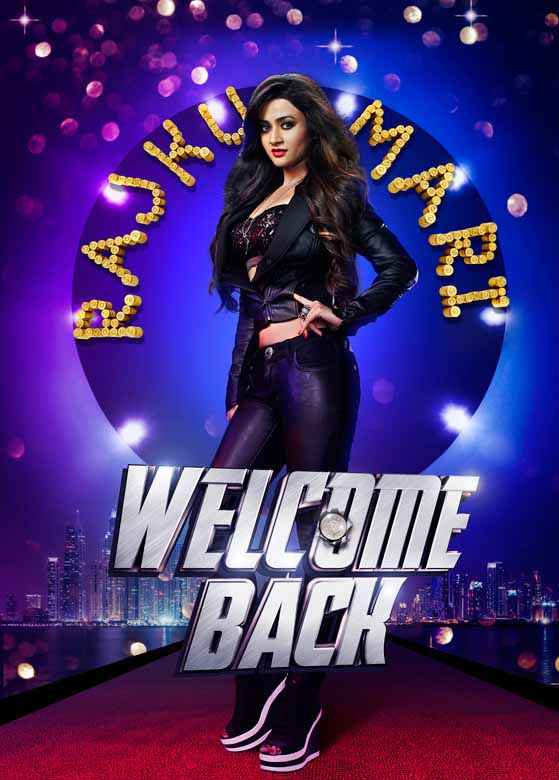 Welcome Back Kainaat Arora Poster