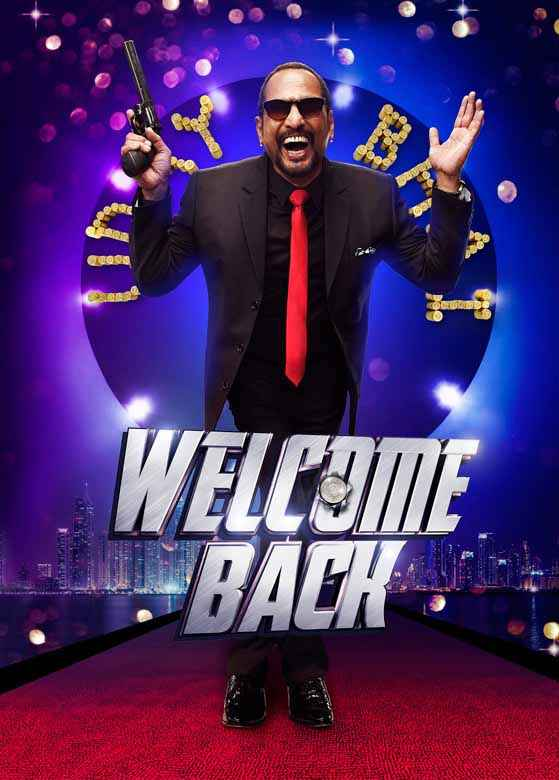 Welcome Back Nana Patekar Poster