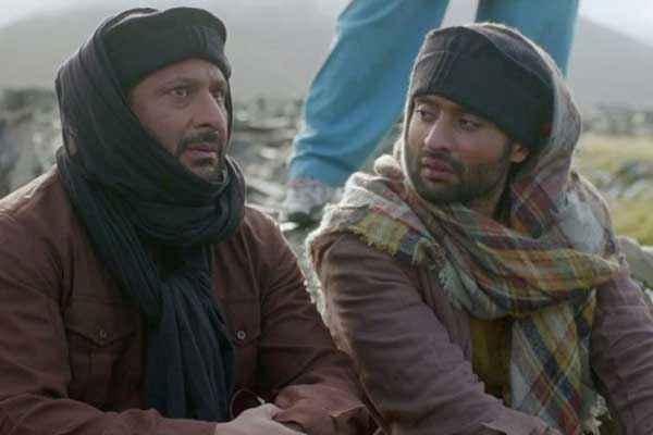 Welcome To Karachi Arshad Warsi Jackky Bhagnani Acting Stills