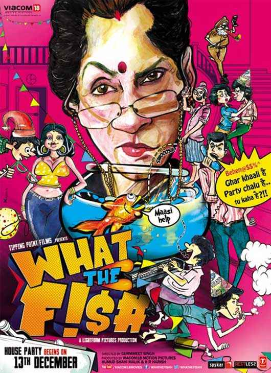 What The Fish Poster