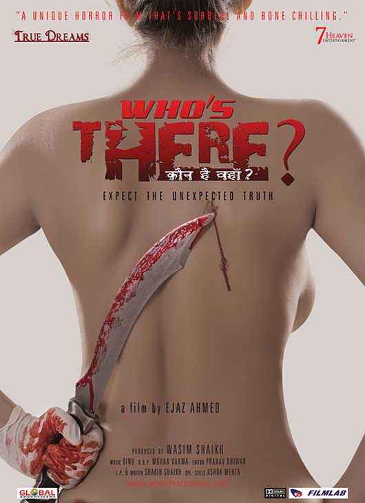 Who's There ? Hot Poster