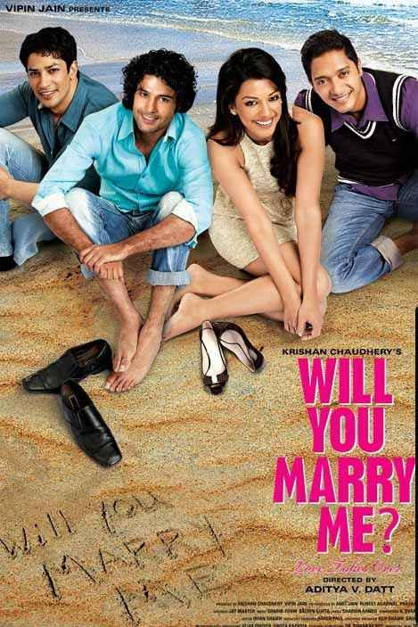Will You Marry Me? Image Poster
