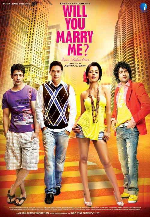 Will You Marry Me? Poster