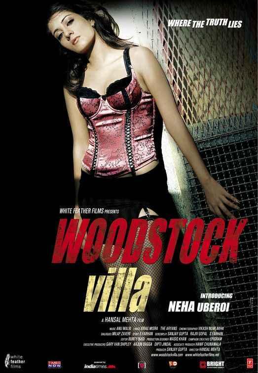 Woodstock Villa Neha Oberoi Hot Poster
