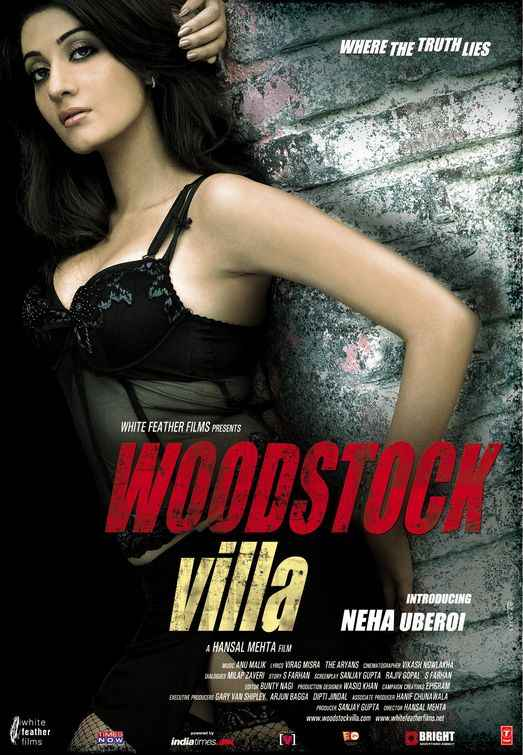 Woodstock Villa Neha Oberoi Sexy Poster