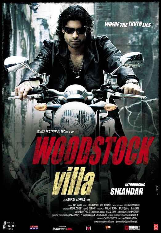 Woodstock Villa Sikander Kher Wallpaper Poster