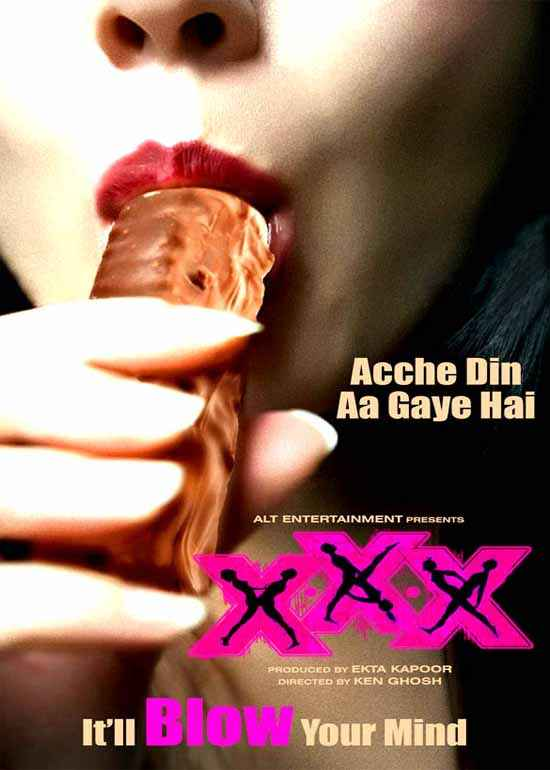 XXX First Look Poster