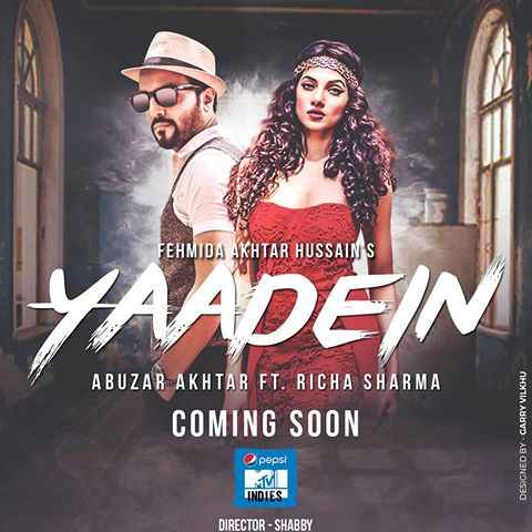 Yaadein (2016)  Poster