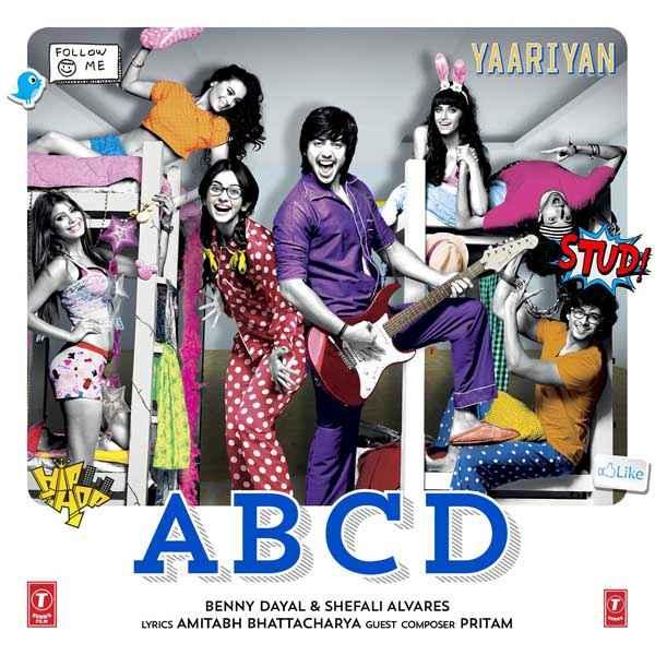 Yaariyan ABCD Song Poster