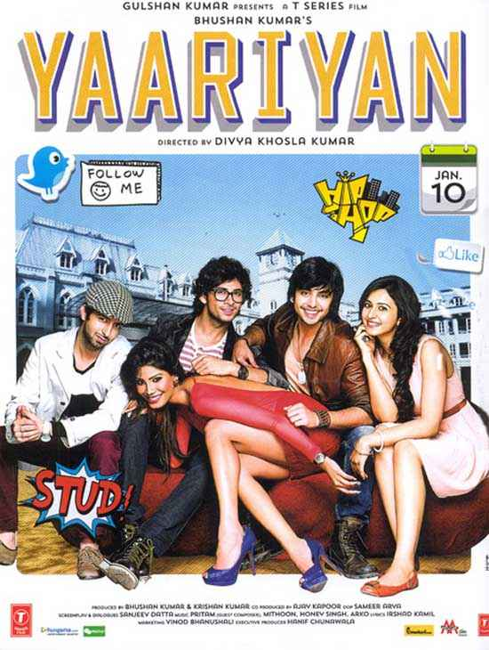 Yaariyan HD Wallpaper Poster