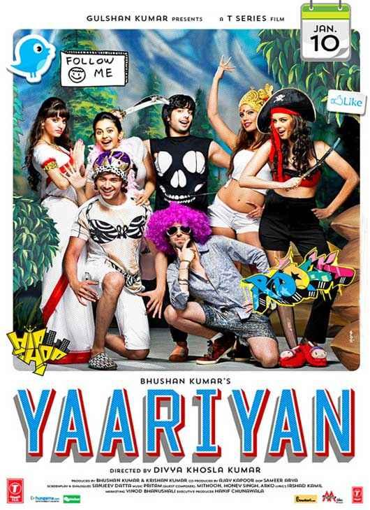 Yaariyan Latest Poster