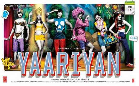 Yaariyan Sexy Poster