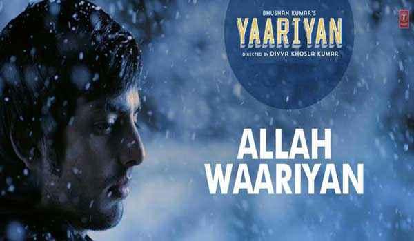 Yaariyan Allah Waariyan Song Stills