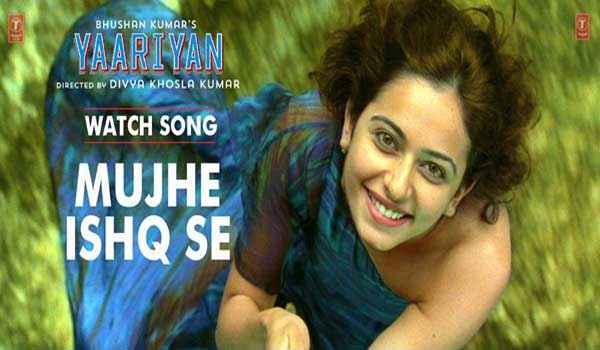 Yaariyan Mujhe Ishq Se Song Stills