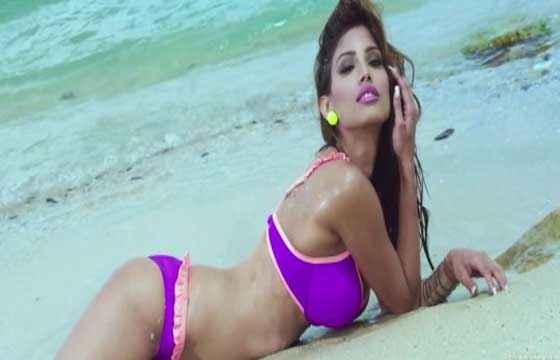 Yaariyan Nicole Faria In Hot Bikini Stills